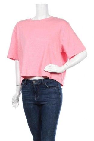 Γυναικεία μπλούζα Seed, Μέγεθος XL, Χρώμα Ρόζ , Βαμβάκι, Τιμή 6,23€