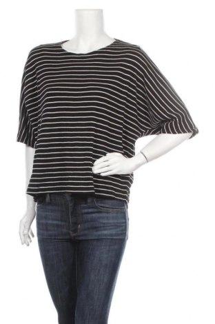 Γυναικεία μπλούζα Seed, Μέγεθος XL, Χρώμα Μαύρο, Βαμβάκι, Τιμή 9,87€