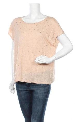 Γυναικεία μπλούζα Seed, Μέγεθος XL, Χρώμα  Μπέζ, Λινό, Τιμή 11,04€