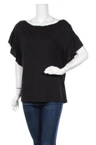 Γυναικεία μπλούζα Seed, Μέγεθος L, Χρώμα Μαύρο, 50% βαμβάκι, 50% μοντάλ, Τιμή 5,52€