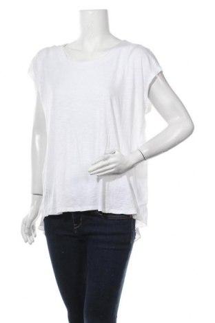 Γυναικεία μπλούζα Seed, Μέγεθος XL, Χρώμα Λευκό, Βισκόζη, πολυεστέρας, Τιμή 8,02€