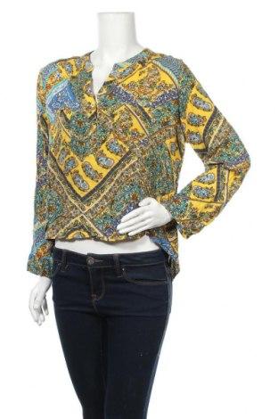 Дамска блуза Ses, Размер XL, Цвят Многоцветен, Вискоза, Цена 14,28лв.