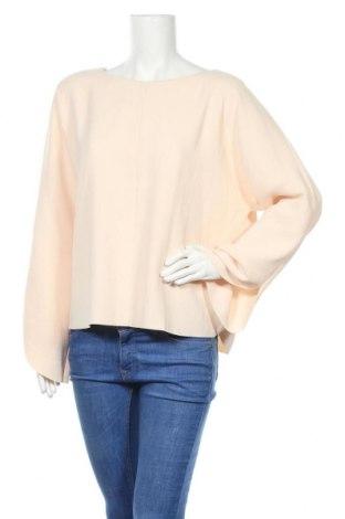 Дамска блуза Someday., Размер L, Цвят Бежов, 100% полиестер, Цена 15,93лв.