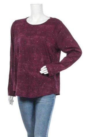 Γυναικεία μπλούζα Sonoma, Μέγεθος XL, Χρώμα Βιολετί, 60% βαμβάκι, 40% πολυεστέρας, Τιμή 6,43€