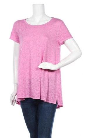 Γυναικεία μπλούζα Sonoma, Μέγεθος L, Χρώμα Ρόζ , 55% βαμβάκι, 45% πολυεστέρας, Τιμή 11,11€