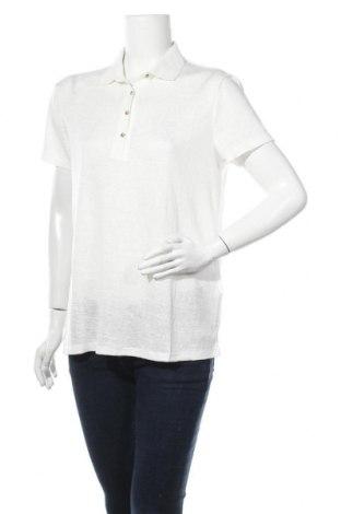 Γυναικεία μπλούζα Springfield, Μέγεθος L, Χρώμα Λευκό, 60% βισκόζη, 40% πολυεστέρας, Τιμή 11,39€