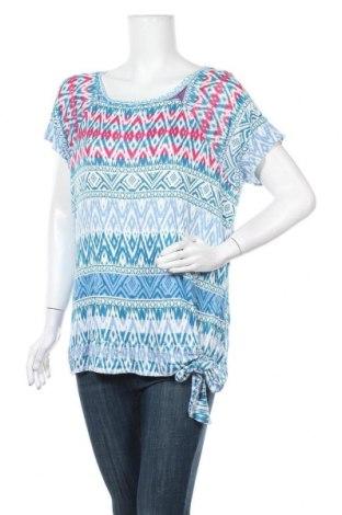 Γυναικεία μπλούζα St. John's Bay, Μέγεθος XL, Χρώμα Μπλέ, 97% βισκόζη, 3% ελαστάνη, Τιμή 9,87€