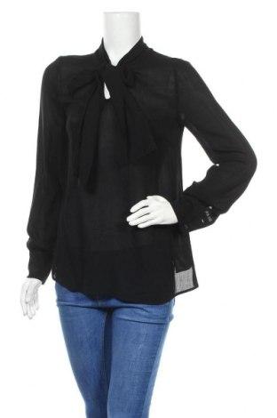 Γυναικεία μπλούζα Stefanel, Μέγεθος M, Χρώμα Μαύρο, 100% βισκόζη, Τιμή 48,54€