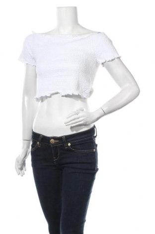 Γυναικεία μπλούζα Supre, Μέγεθος XL, Χρώμα Λευκό, Βαμβάκι, Τιμή 9,87€