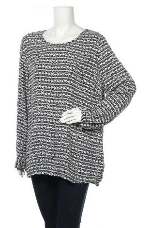 Γυναικεία μπλούζα Sussan, Μέγεθος XXL, Χρώμα Μαύρο, Βισκόζη, Τιμή 11,04€