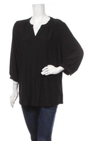 Γυναικεία μπλούζα Suzanne Grae, Μέγεθος XL, Χρώμα Μαύρο, Πολυεστέρας, ελαστάνη, Τιμή 12,34€