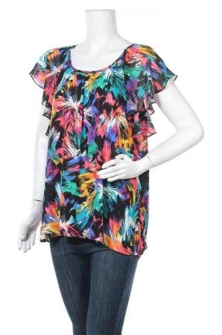 Γυναικεία μπλούζα Suzanne Grae, Μέγεθος XXL, Χρώμα Πολύχρωμο, Πολυεστέρας, Τιμή 11,69€