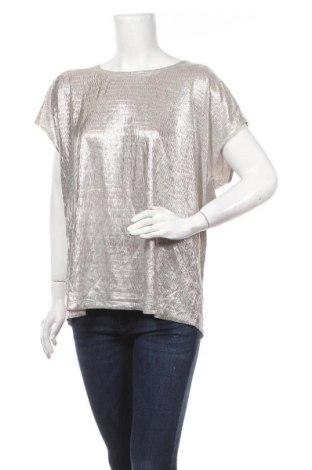 Γυναικεία μπλούζα Suzanne Grae, Μέγεθος XL, Χρώμα Χρυσαφί, Πολυεστέρας, μεταλλικά νήματα, Τιμή 8,64€