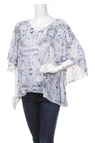 Γυναικεία μπλούζα Suzanne Grae, Μέγεθος XXL, Χρώμα Πολύχρωμο, Πολυεστέρας, Τιμή 4,68€