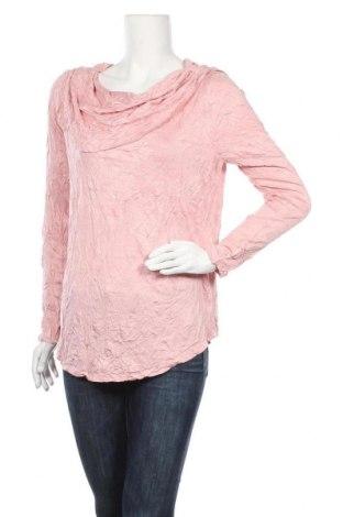 Γυναικεία μπλούζα Suzy Shier, Μέγεθος XL, Χρώμα Ρόζ , 95% βισκόζη, 5% ελαστάνη, Τιμή 9,35€