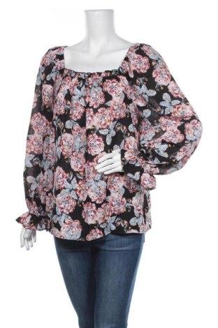 Γυναικεία μπλούζα Target, Μέγεθος XL, Χρώμα Πολύχρωμο, Πολυεστέρας, ελαστάνη, Τιμή 10,52€