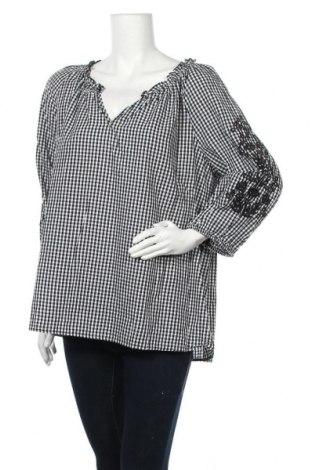 Γυναικεία μπλούζα Target, Μέγεθος XXL, Χρώμα Μαύρο, Βαμβάκι, lyocell, Τιμή 11,69€