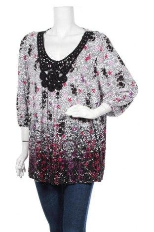 Γυναικεία μπλούζα Target, Μέγεθος XL, Χρώμα Πολύχρωμο, Βισκόζη, Τιμή 11,69€