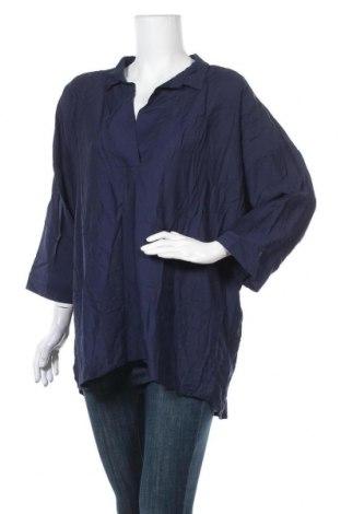 Γυναικεία μπλούζα Target, Μέγεθος XXL, Χρώμα Μπλέ, Πολυαμίδη, βισκόζη, Τιμή 22,08€