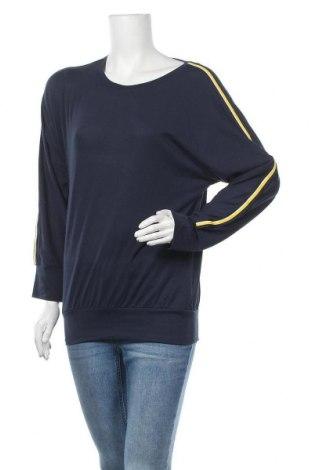 Γυναικεία μπλούζα Tchibo, Μέγεθος S, Χρώμα Μπλέ, 50% βαμβάκι, 50% πολυεστέρας, Τιμή 11,11€