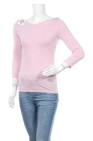 Γυναικεία μπλούζα Tezenis, Μέγεθος M, Χρώμα Ρόζ , 65% βισκόζη, 16% πολυεστέρας, 14% πολυαμίδη, 5% ελαστάνη, Τιμή 9,38€