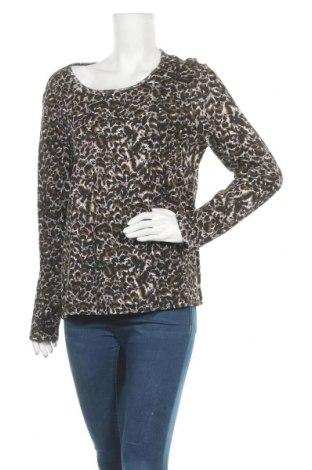 Γυναικεία μπλούζα Time and tru, Μέγεθος XL, Χρώμα Πολύχρωμο, Βαμβάκι, Τιμή 6,79€