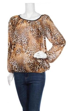 Γυναικεία μπλούζα Today, Μέγεθος L, Χρώμα Πολύχρωμο, Πολυεστέρας, Τιμή 6,23€