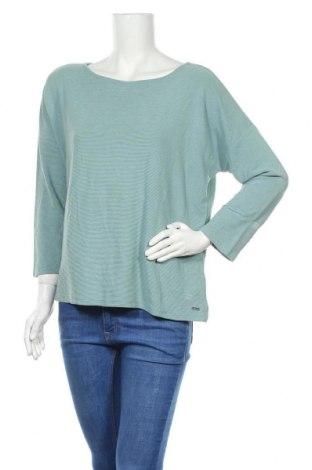 Γυναικεία μπλούζα Tom Tailor, Μέγεθος XL, Χρώμα Μπλέ, 80% βισκόζη, 20% πολυεστέρας, Τιμή 16,24€