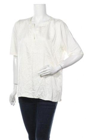 Γυναικεία μπλούζα Tom Tailor, Μέγεθος XXL, Χρώμα Λευκό, Lyocell, Τιμή 20,63€