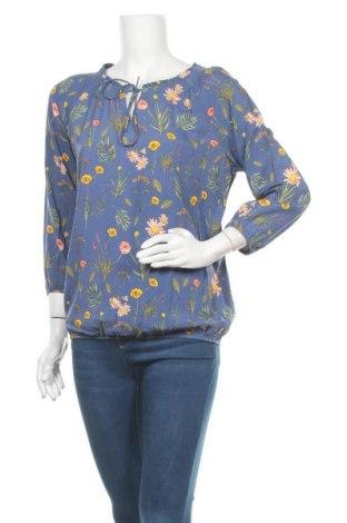 Γυναικεία μπλούζα Tom Tailor, Μέγεθος M, Χρώμα Μπλέ, Βισκόζη, Τιμή 21,65€