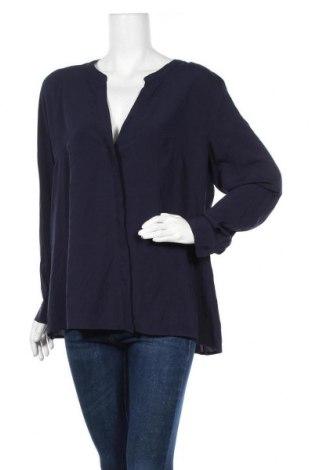 Γυναικεία μπλούζα Tom Tailor, Μέγεθος XL, Χρώμα Μπλέ, Τιμή 20,10€