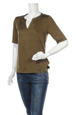 Γυναικεία μπλούζα Tom Tailor, Μέγεθος S, Χρώμα Πράσινο, Lyocell, Τιμή 20,63€