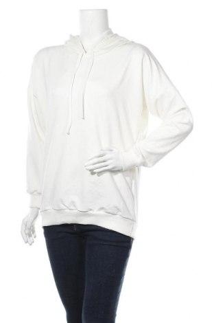 Γυναικεία μπλούζα Trendyol, Μέγεθος XS, Χρώμα Εκρού, 65% βαμβάκι, 30% πολυεστέρας, 5% ελαστάνη, Τιμή 12,02€