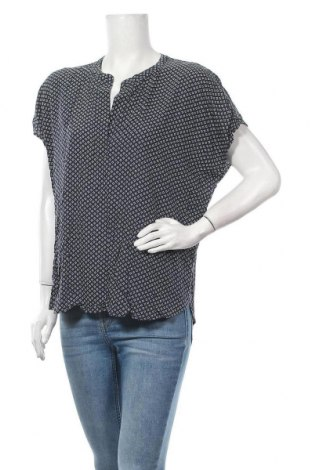 Γυναικεία μπλούζα Trenery, Μέγεθος L, Χρώμα Μπλέ, Μοντάλ, Τιμή 8,77€