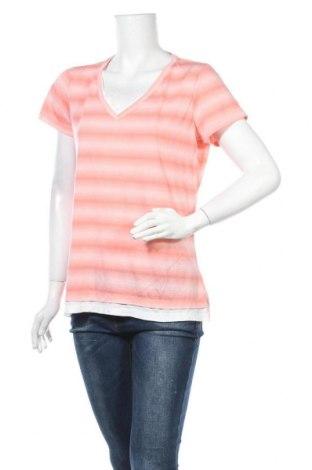 Γυναικεία μπλούζα Tribal, Μέγεθος L, Χρώμα Ρόζ , 50% πολυεστέρας, 50% βισκόζη, Τιμή 10,49€