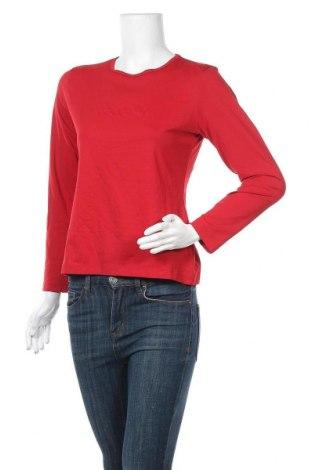 Γυναικεία μπλούζα Turnover, Μέγεθος XL, Χρώμα Κόκκινο, 95% πολυαμίδη, 5% ελαστάνη, Τιμή 7,73€