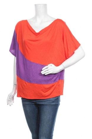 Дамска блуза Venus, Размер XXL, Цвят Оранжев, Вискоза, Цена 8,51лв.