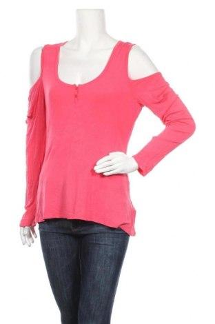 Дамска блуза Venus, Размер XL, Цвят Розов, 95% вискоза, 5% еластан, Цена 7,14лв.