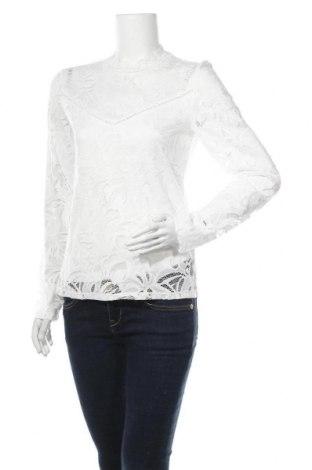 Γυναικεία μπλούζα Vila, Μέγεθος M, Χρώμα Λευκό, 93% πολυαμίδη, 7% ελαστάνη, Τιμή 6,06€