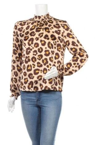 Γυναικεία μπλούζα Vila, Μέγεθος XS, Χρώμα  Μπέζ, Πολυεστέρας, Τιμή 16,56€