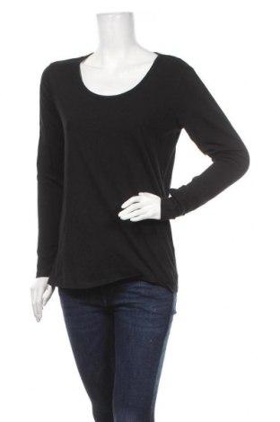 Γυναικεία μπλούζα Vrs Woman, Μέγεθος XXL, Χρώμα Μαύρο, 95% βαμβάκι, 5% ελαστάνη, Τιμή 10,49€