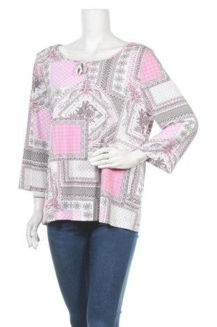 Γυναικεία μπλούζα W. Lane, Μέγεθος XL, Χρώμα Πολύχρωμο, Βισκόζη, ελαστάνη, Τιμή 8,28€