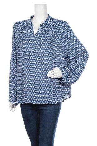 Γυναικεία μπλούζα W. Lane, Μέγεθος XXL, Χρώμα Μπλέ, Πολυεστέρας, Τιμή 12,34€