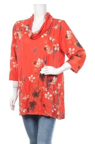 Γυναικεία μπλούζα W. Lane, Μέγεθος XL, Χρώμα Κόκκινο, Πολυεστέρας, Τιμή 11,69€