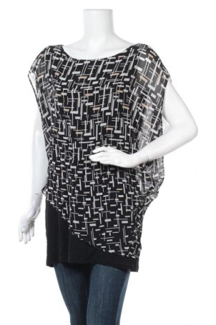 Γυναικεία μπλούζα White House / Black Market, Μέγεθος L, Χρώμα Μαύρο, 95% βισκόζη, 5% ελαστάνη, Τιμή 18,77€