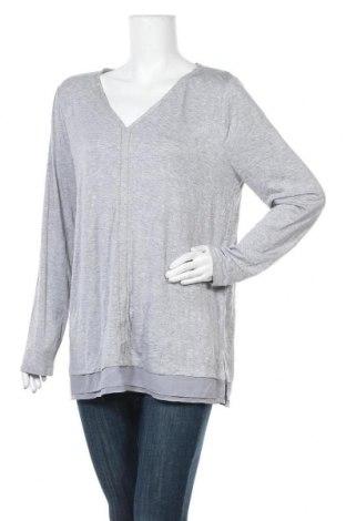 Γυναικεία μπλούζα White House / Black Market, Μέγεθος XL, Χρώμα Γκρί, 95% βισκόζη, 5% ελαστάνη, Τιμή 20,16€