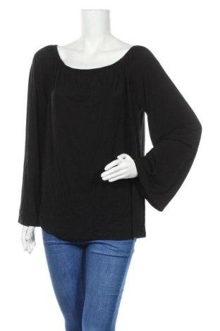 Γυναικεία μπλούζα White House / Black Market, Μέγεθος XL, Χρώμα Μαύρο, 95% βισκόζη, 5% ελαστάνη, Τιμή 20,98€