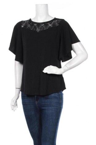 Γυναικεία μπλούζα Worthington, Μέγεθος M, Χρώμα Μαύρο, 95% πολυεστέρας, 5% ελαστάνη, Τιμή 9,35€