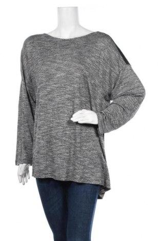 Дамска блуза Yours, Размер XXL, Цвят Сив, 68% полиестер, 32% вискоза, Цена 34,97лв.
