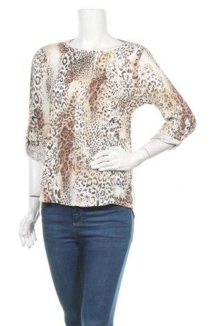 Дамска блуза Zabaione, Размер S, Цвят Многоцветен, 95% вискоза, 5% еластан, Цена 5,68лв.